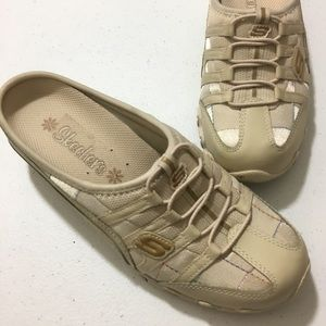 Sketchers | Mules, slip on sneakers Size 6.5